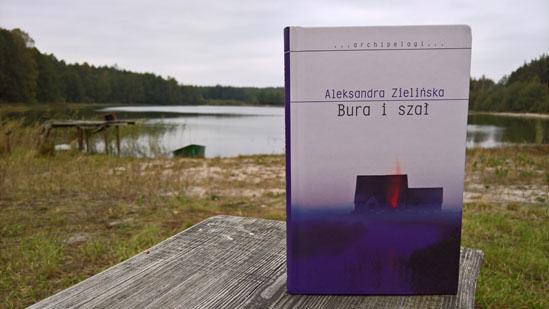 Bura i szał, Aleksandra Zielińska